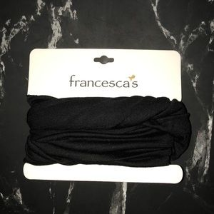 BRAND NEW NEVER WORN FRANCESCAS BOHO HEADBAND